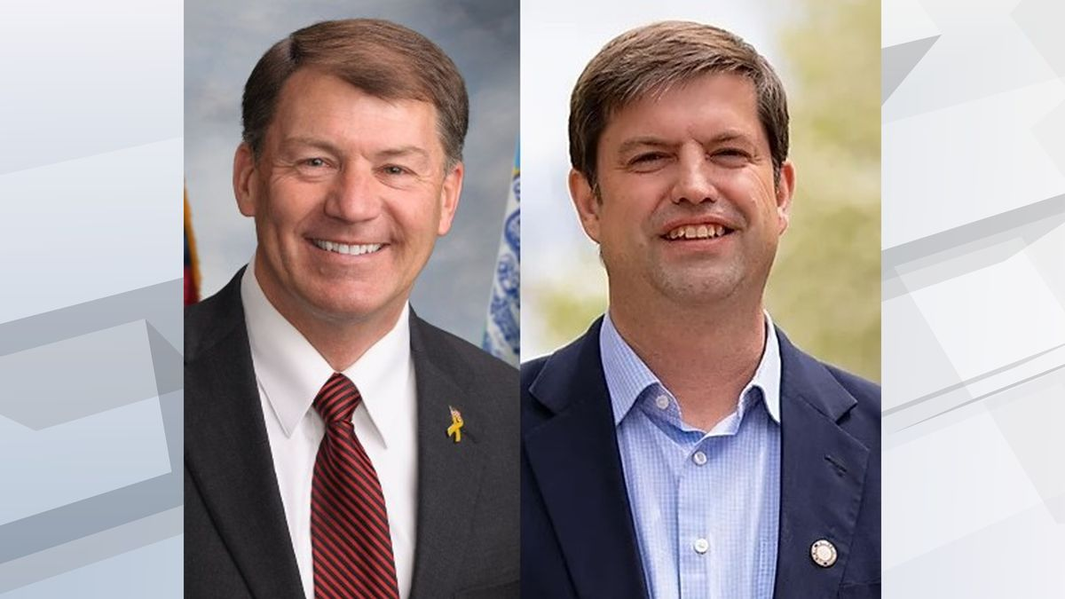 Senator Mike Rounds and Democratic challenger Dan Ahlers will participate in their first Dakota News Now debate on September 5th.