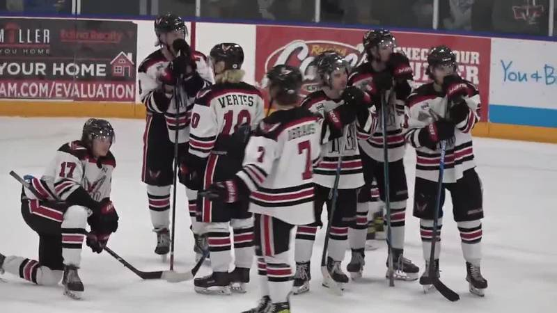 Wings incredible season comes up 1 win short of another Robertson Cup
