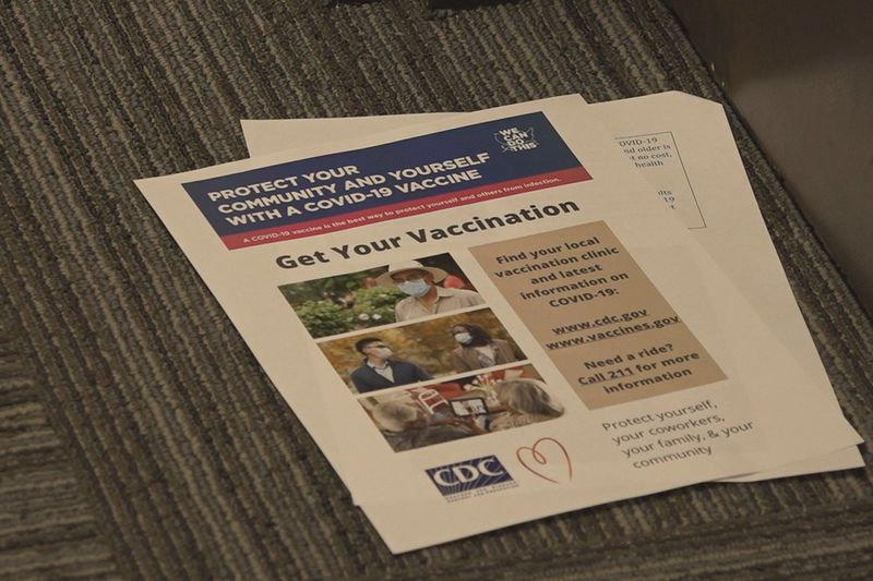 U.S Housing and Urban Development begin an initiative to provide vaccine information to their...