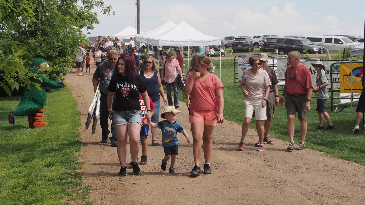 The Cheese and Ice Cream Festival is returning to Strawbale Winery.