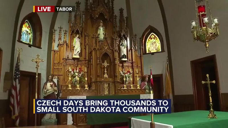 """Community's church gets involved in annual event with """"Polka Mass."""""""
