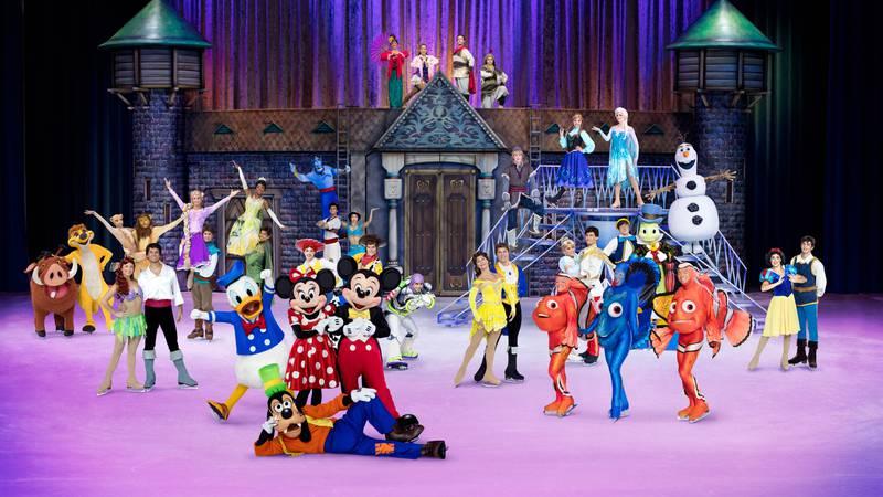 Courtesy: Disney On Ice