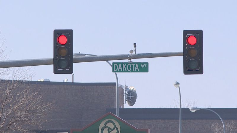 Dakota Avenue in Huron is entering into it's next phase of construction, from 3rd Street North...