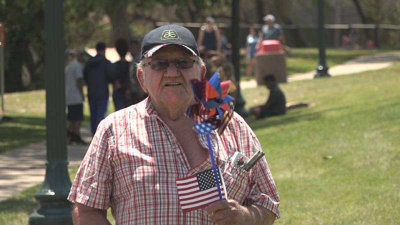 Sioux Falls community celebrates 4th of July