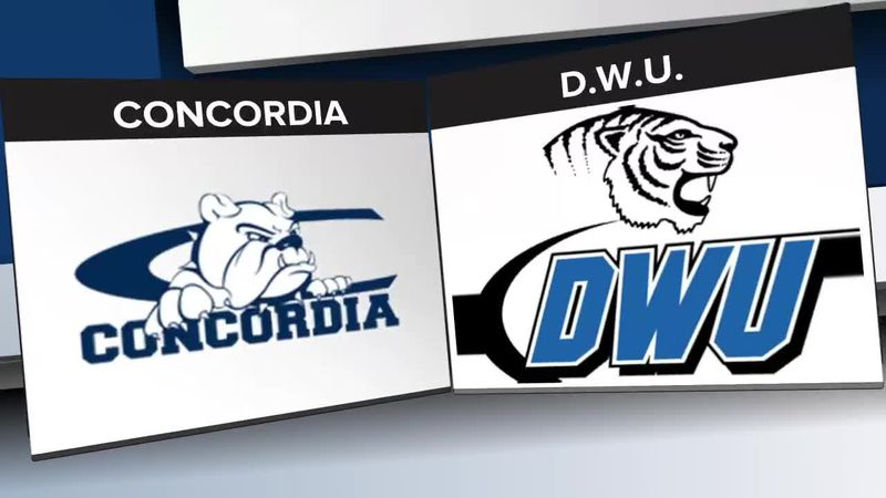 DWU Sweeps Concordia in GPAC doubleheader at Corn Palace