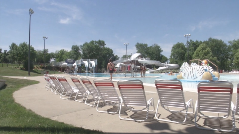 Sioux Falls outdoor pool