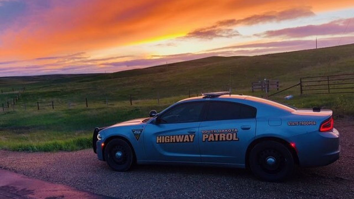 Courtesy South Dakota Highway Patrol