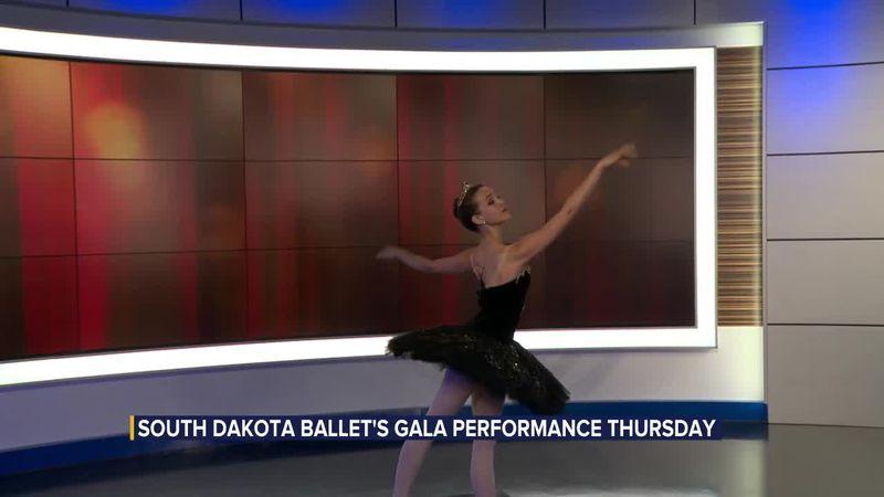 SD Ballet gala performance