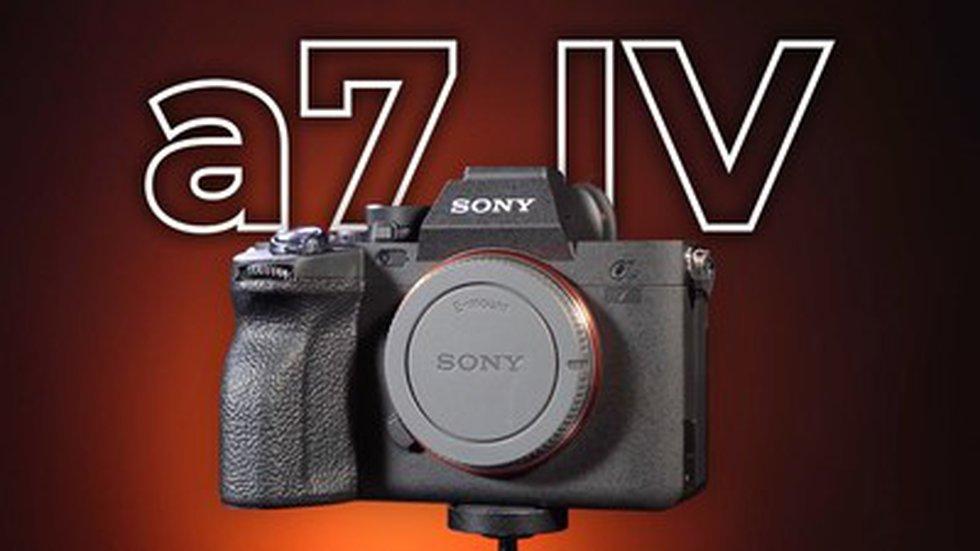 Sony a7 IV Full-Frame Mirrorless Camera