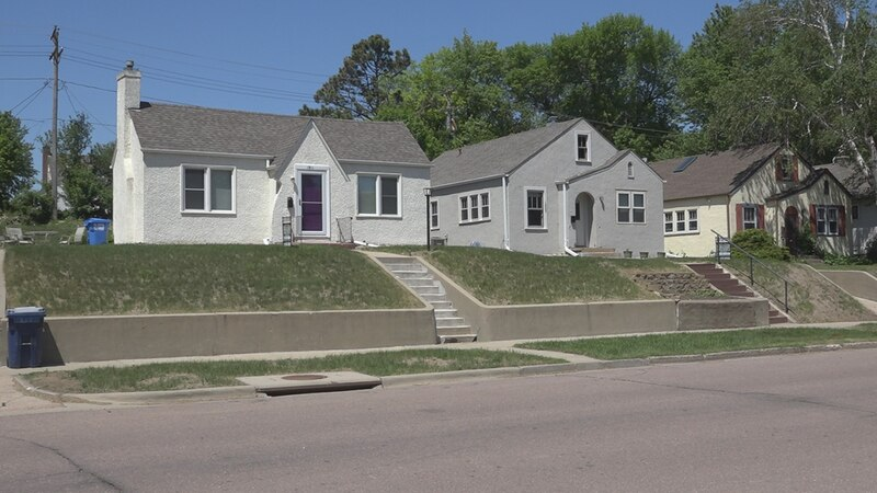 Two homes for sale