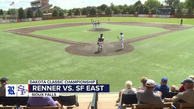 SF East beats Renner Royals for Dakota Classic championship