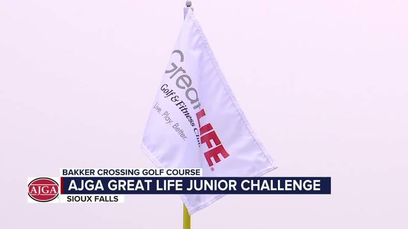 AJGA makes stop at Bakker Crossing for Great Life Junior Challenge