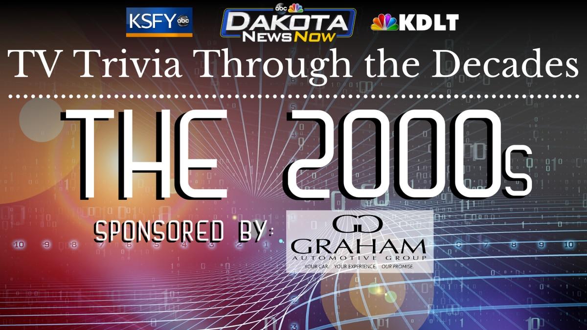KSFY KDLT 2000s TV trivia quiz