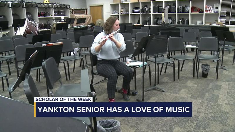 Touchstone Energy Scholar of the Week: Yankton senior has a love of music
