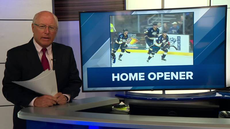 10pm Sportscast Wednesday, October 6th