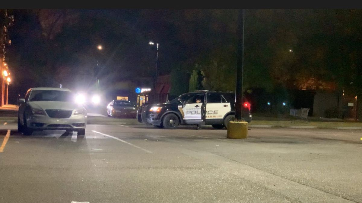 Sioux Falls police said officers heard gunshots near 41st Street and Louise Avenue early Wednesday morning and found shell casings in the area.
