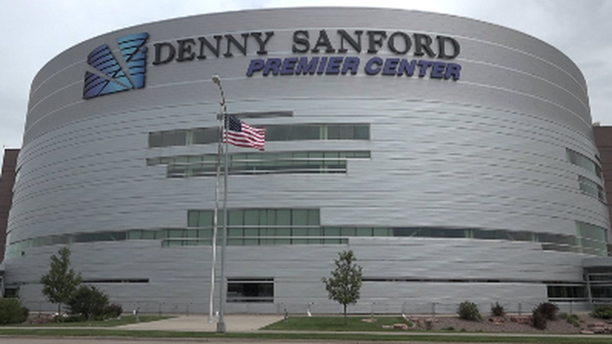 The Denny Sanford PREMIER Center will host a drive-in concert in October.
