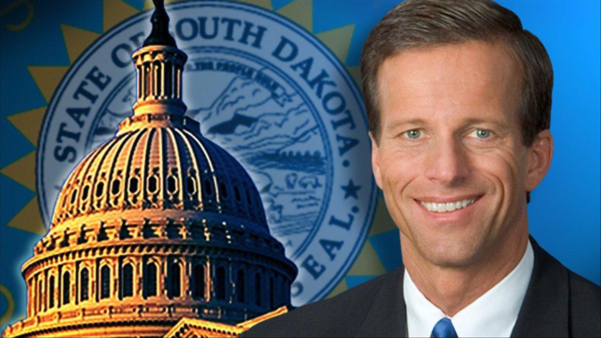 Sen. John Thune, (R) South Dakota