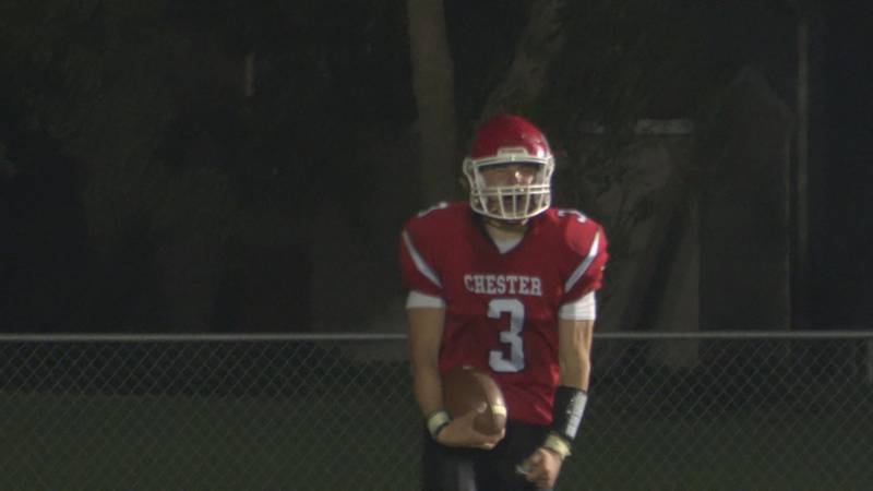 Chester quarterback/linebacker leading the Flyers into state title contention