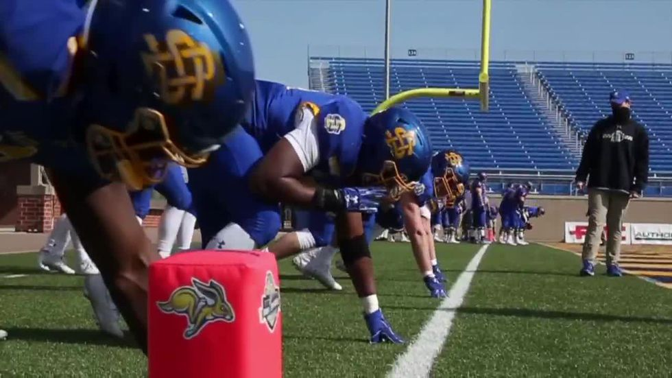 Road To Frisco Begins Again Soon For Jackrabbit Football