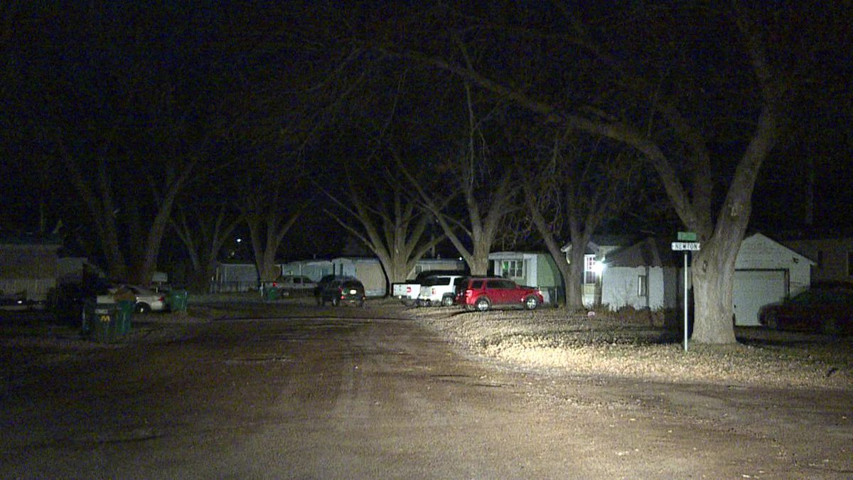 Police say shots were fired at a home in this neighborhood near Legacy Park in Sioux Falls.