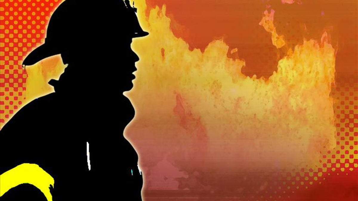 Panama City firefighters battled a structure fire Thursday afternoon.