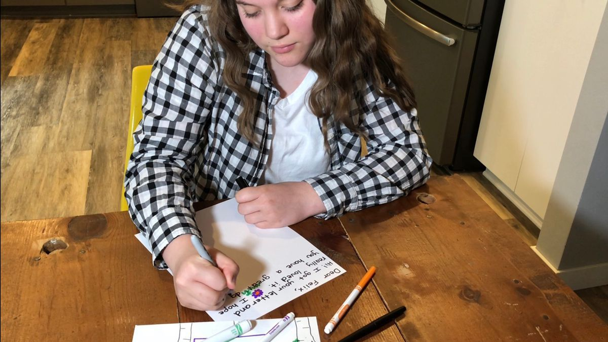 An 11-year-old girl who went viral earlier this year is publishing a book about her experience...