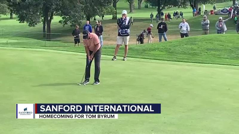 Sanford International preview, hear from Byrum, Couples, Stricker and Jimenez