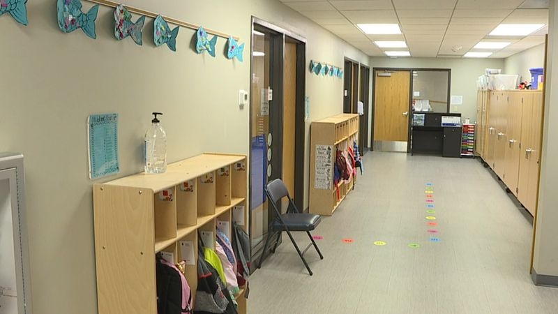 Many daycares have had to close their doors due to the COVID-19 pandemic.