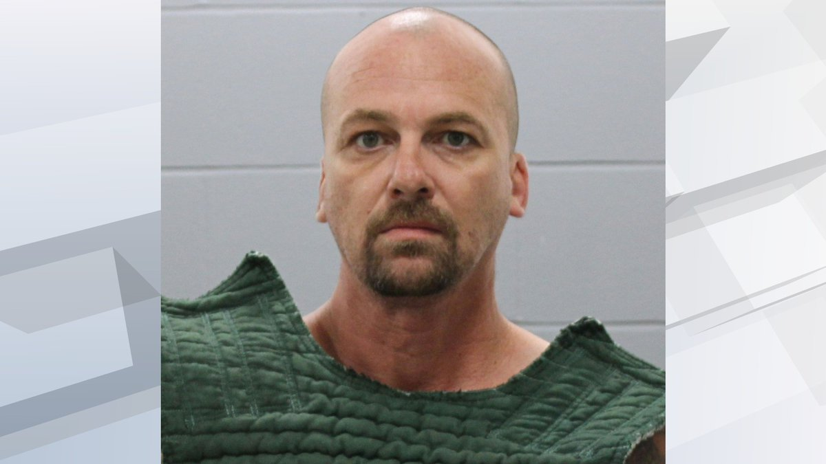 47-year-old Charles John Ropp was arrested for abuse or cruelty to a minor under 7.