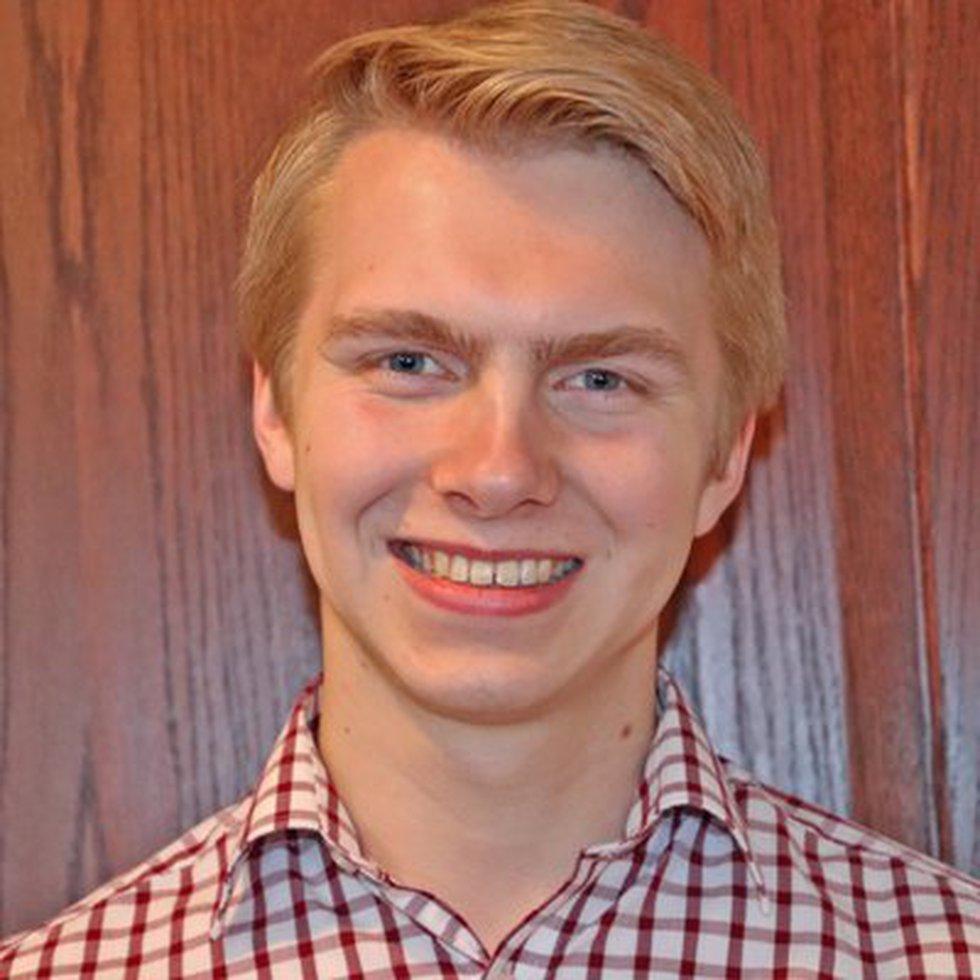 Berk Ehrmantraut, Executive Director for the South Dakota Democratic Party.