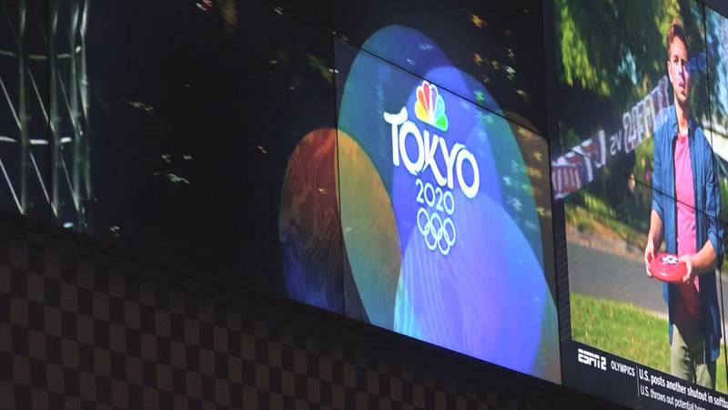 Millions of Americans able to bet on the Olympics for first time since 1992