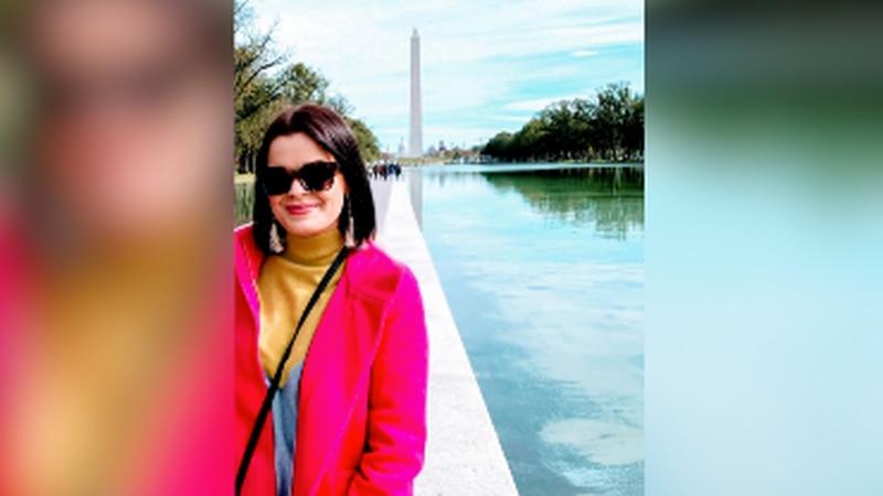 South Dakota who lives near U.S. Capitol shares experience