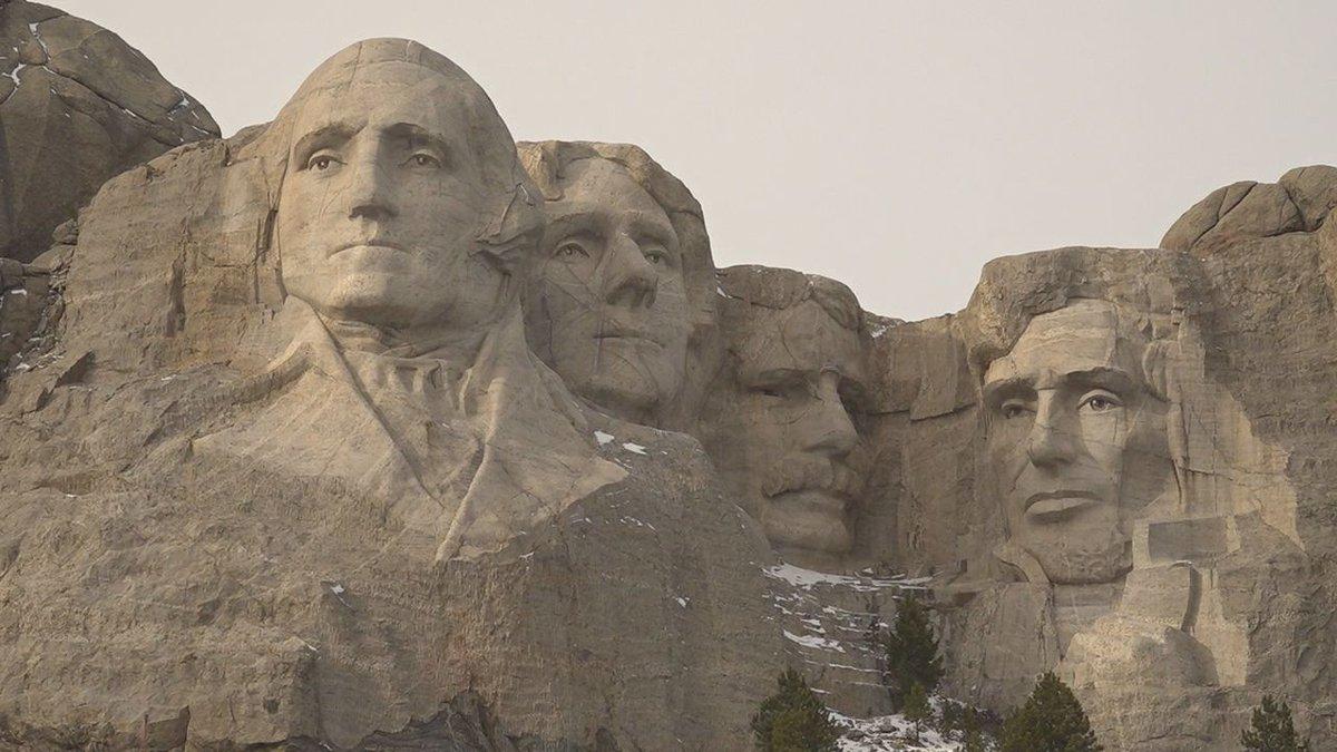 Mount Rushmore (file photo)