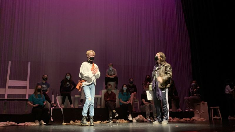 """The Dakota Academy of Performing Arts presents """"The Little Prince"""" at the Pavilion."""
