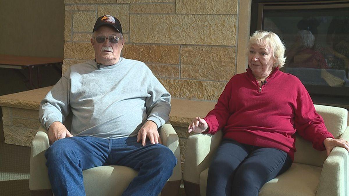 Dennis and Myra Kronke battled cancer together