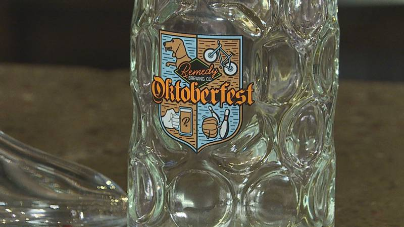 While the traditional Oktoberfest won't be going on this year in Germany due to the pandemic,...