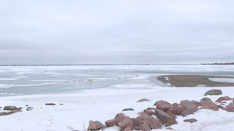 Officials in Hamlin County are asking for people to be cautious out on the ice this winter,...