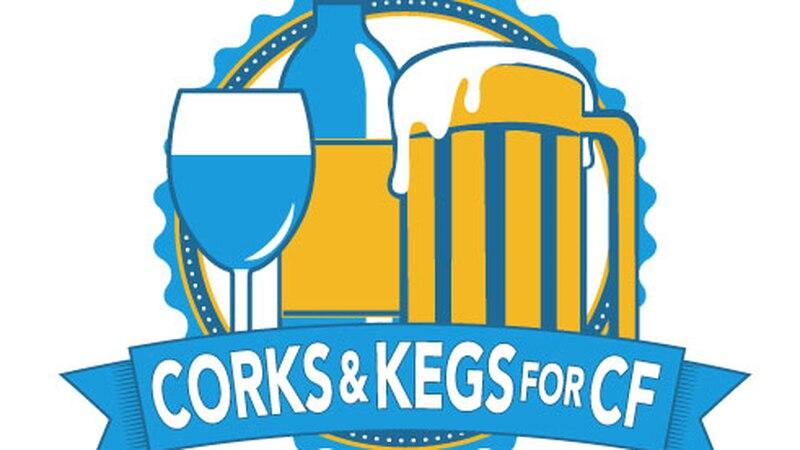 Cork + Kegs benefiting Cystic Fibrosis