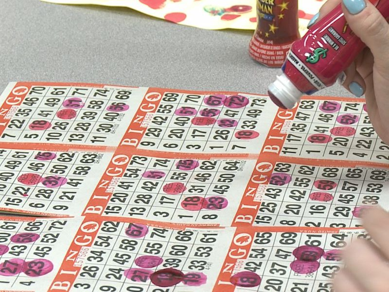 Giving Hope Bingo celebrates anniversary with new name, donations