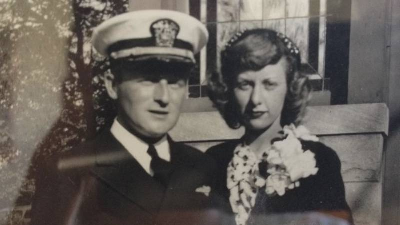 Rosalie White's experience during World War II changed her life in a way she did not expect...