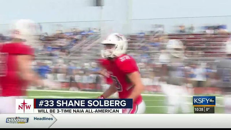Shane Solberg's record-setting career isn't over yet at Northwestern