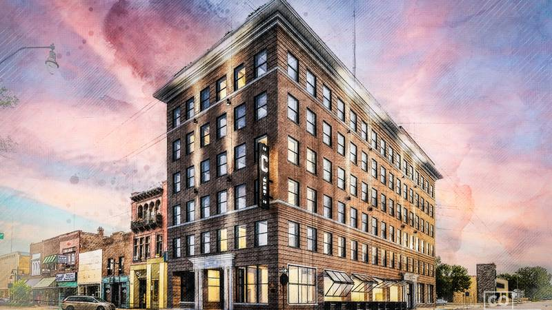 The Citizens Building in downtown Aberdeen will be getting at $9 million face-lift.