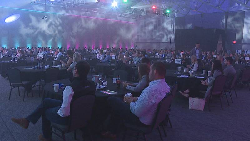 Young professionals gather at 2021 Crossroad Summit