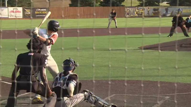 Sunfish outscored by Spearfish in Expedition League baseball