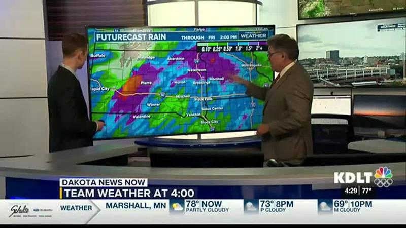 Heavy Rainfall is a Threat as Well