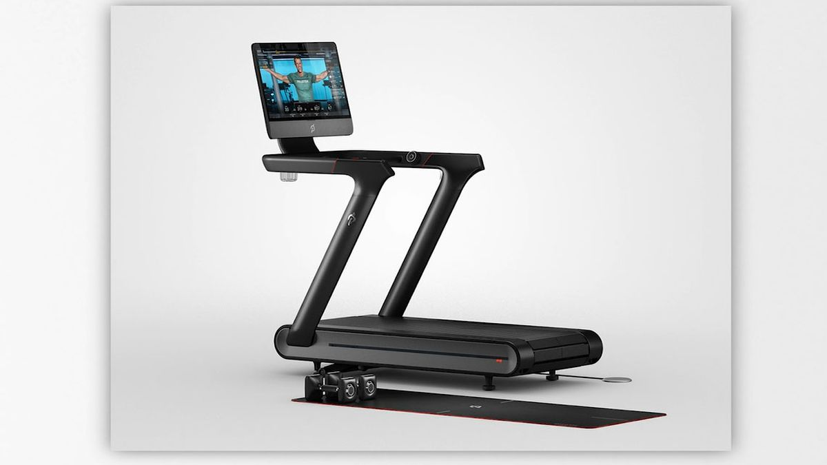 """Peloton """"Tread+"""" owners are told to stop using the treadmill after an incident involving the..."""