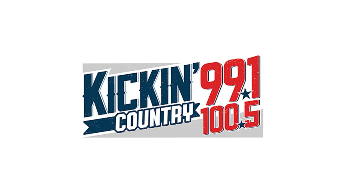 Country music station Kickin' 100.5 is expanding and will add a second frequency, 99.1