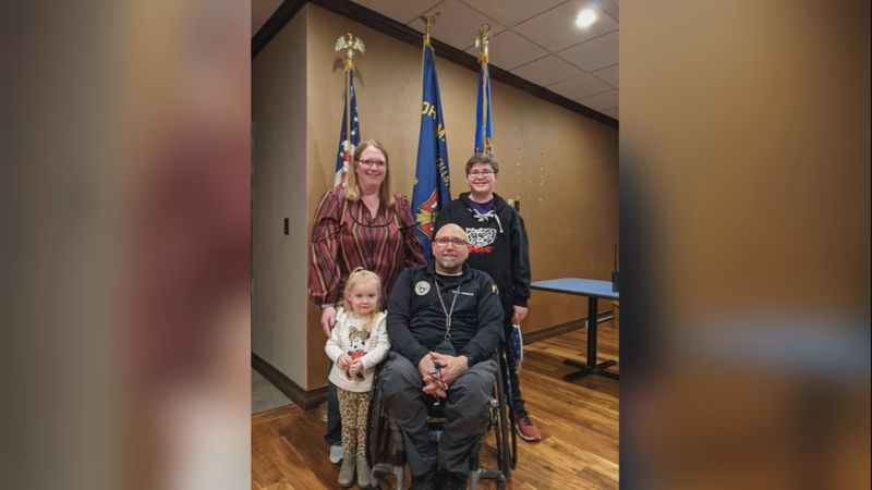 Travis Robinson joined the Sioux Falls Composite of the South Dakota Civil Air Patrol four...