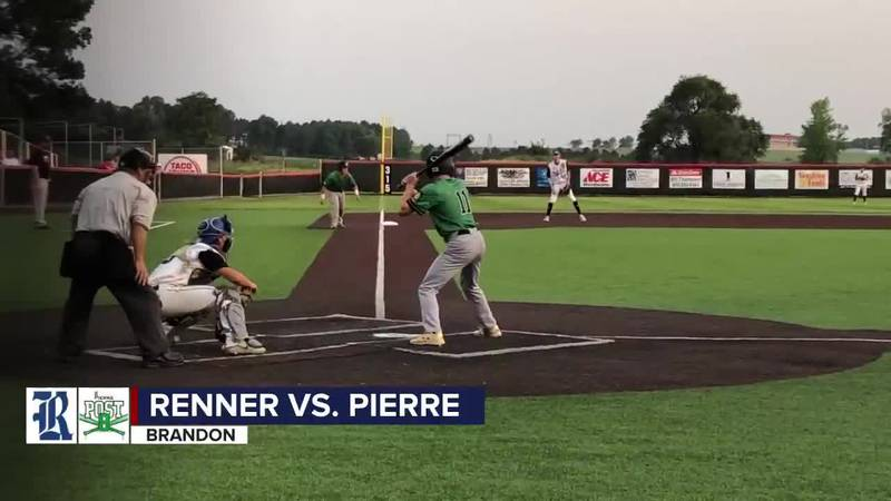 Renner rallies past Pierre to qualify for Central Region Tourney